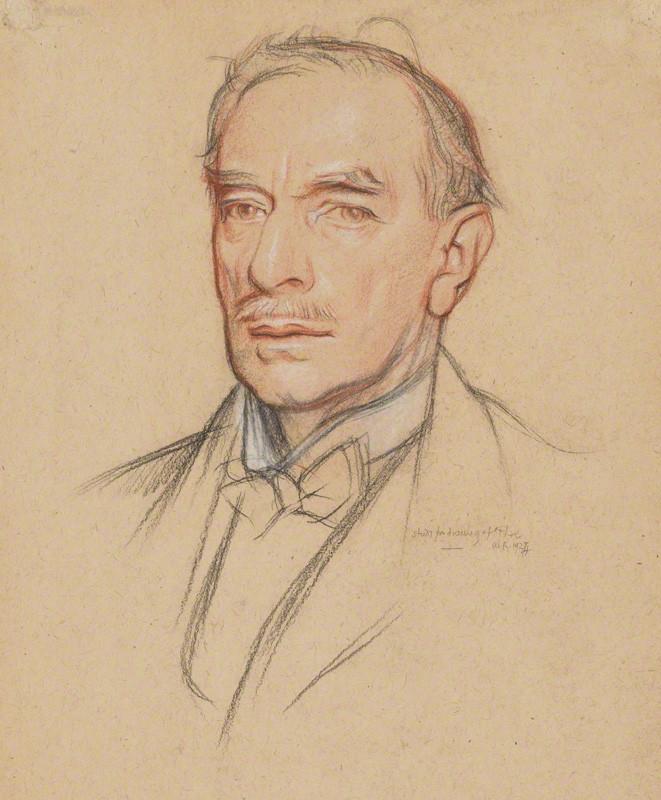 John St Loe Strachey