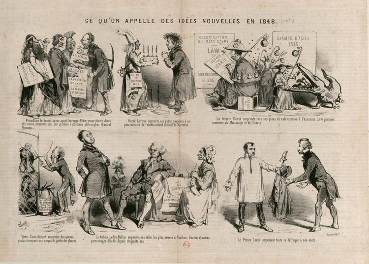 """New"""" Socialist Ideas in the 1848 Revolution - Online Library"""