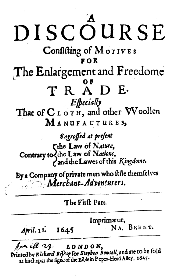 tracts on liberty by the levellers and their critics vol 8 addendum 16381646 online library of liberty