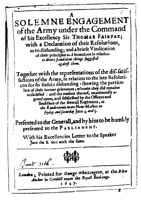 Tracts on Liberty by the Levellers and their Critics Vol. 4 (1647 ...