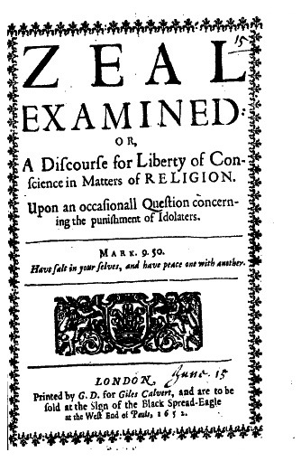 Tracts On Liberty By The Levellers And Their Critics Vol 7 1650