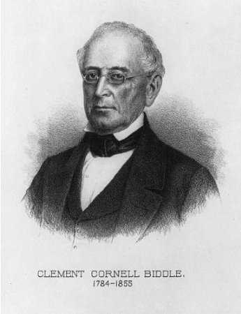 Clement Cornell Biddle