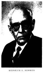 Heinrich Rommen
