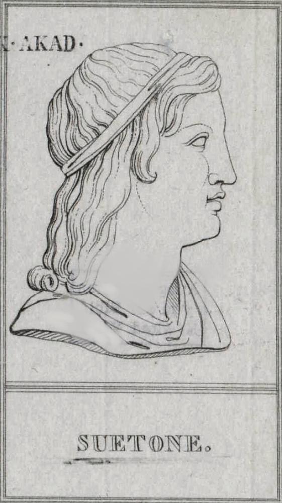 Suetonius Tranquillus
