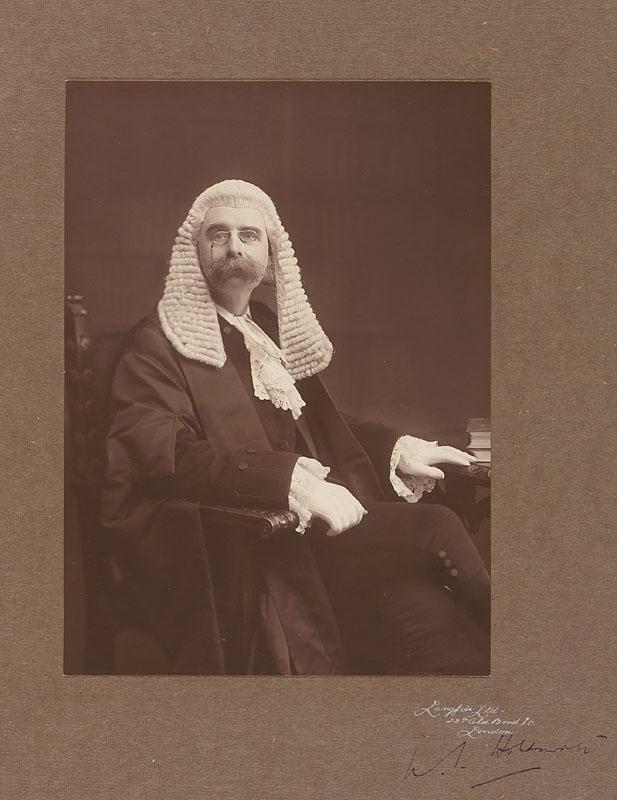 Sir William Searle Holdsworth
