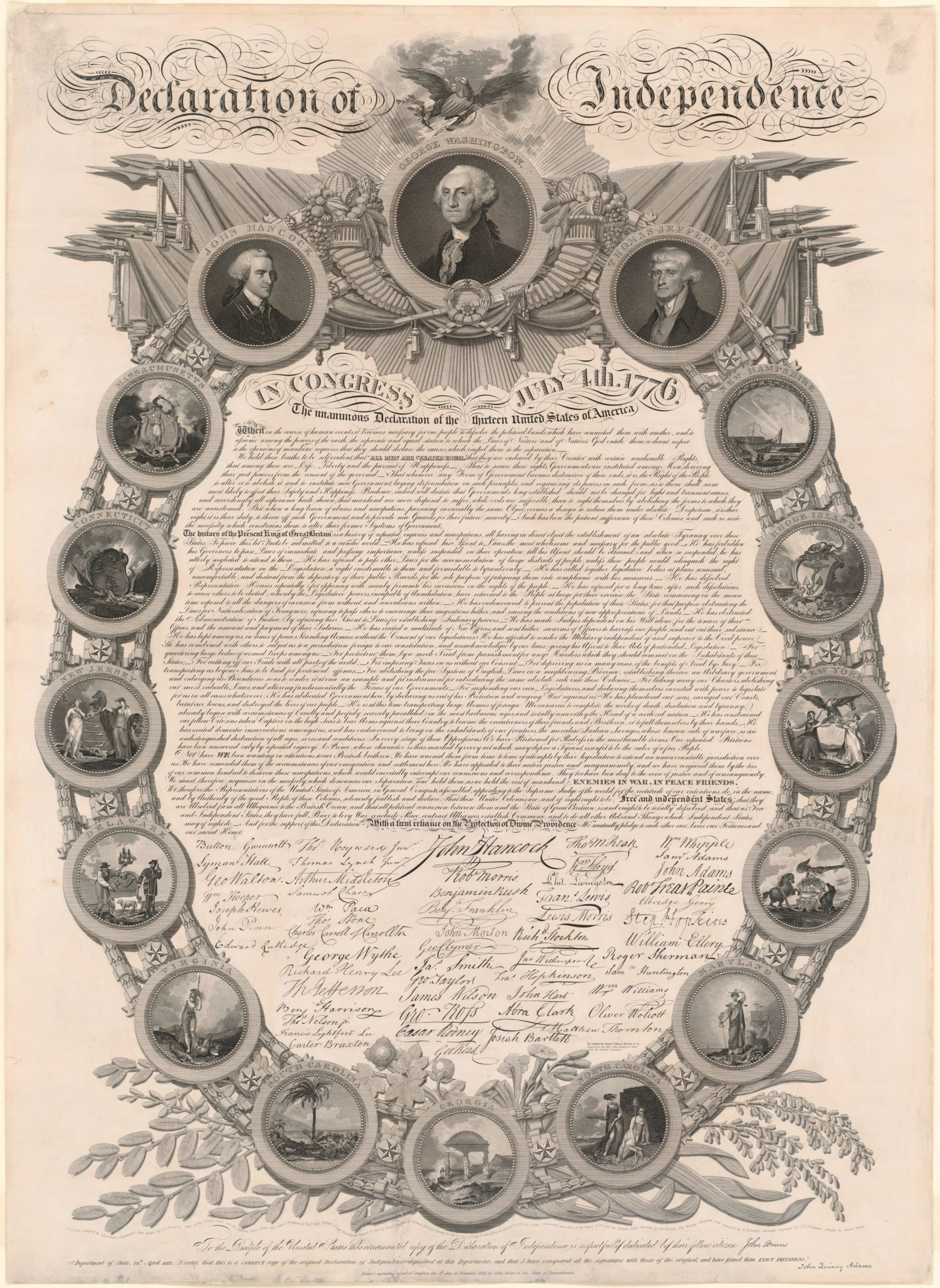 Misc (Declaration of Independence)